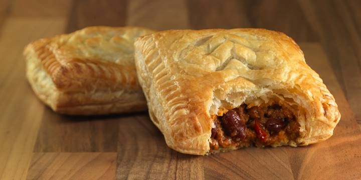 Return of the chilli pasty!