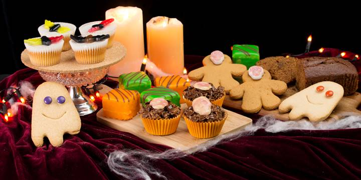 Halloween Treats at The Pound Bakery