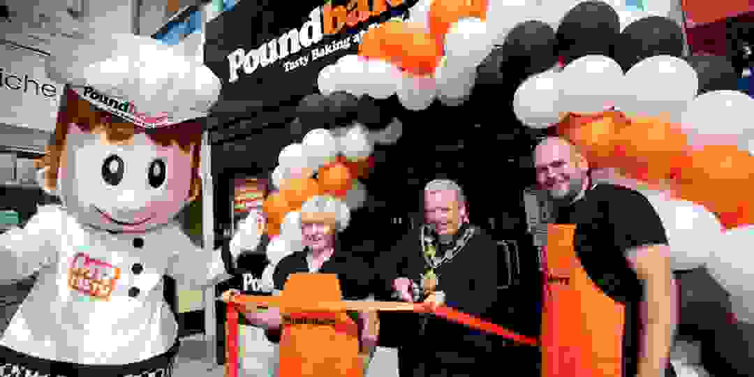 Opening of new Castleford store