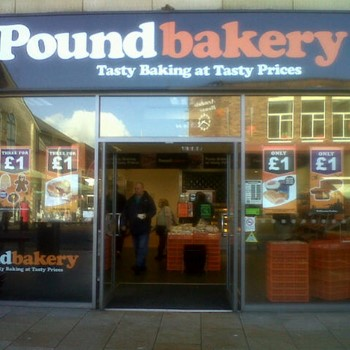 Poundbakery - Accrington