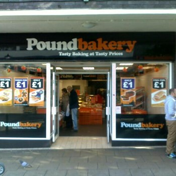 Poundbakery - Burnley