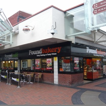 Poundbakery - Birkenhead - Princes Pavement