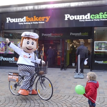 Poundbakery - Blackpool - Church Street