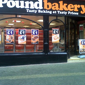 Poundbakery - Wigan - Makinson Arcade