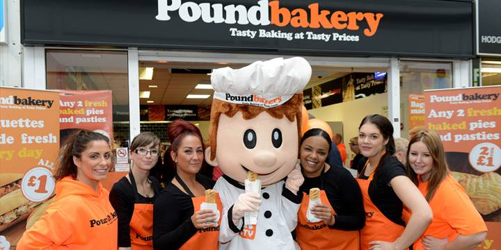 New Poundbakery Store Opens in Bilston