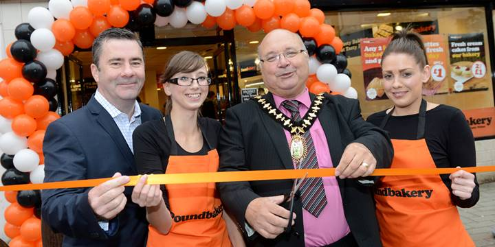 New Poundbakery Store Opens in West Bromwich