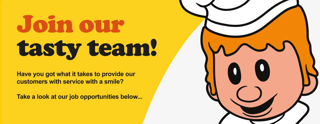Join Our Tasty Team