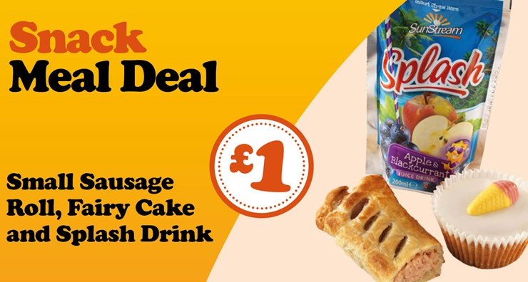 Snack Meal Deal