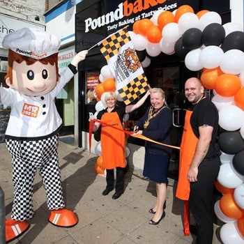 Poundbakery - Castleford