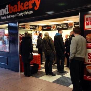 Poundbakery - Bootle - Strand Shopping Centre