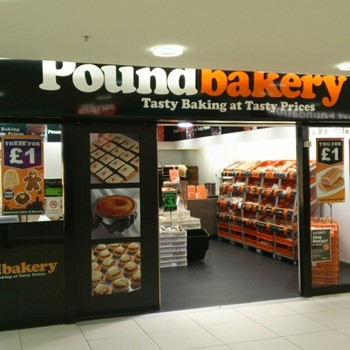Poundbakery - Blackburn - The Mall