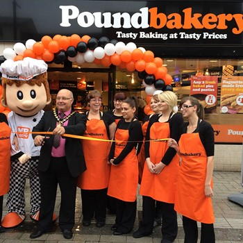 Poundbakery - West Bromwich