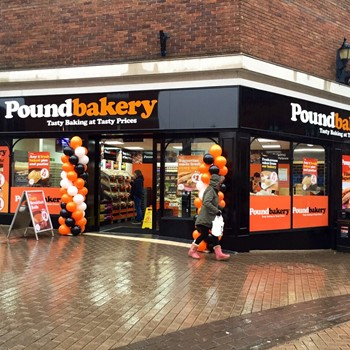 Poundbakery - Tamworth
