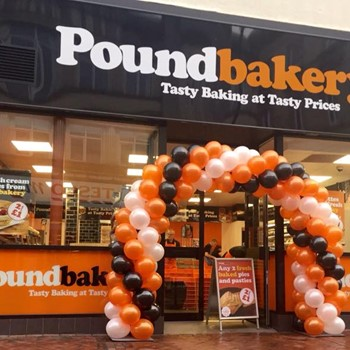 Poundbakery - Derby