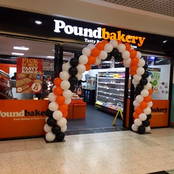 Poundbakery - Leeds - St Johns Shopping Centre