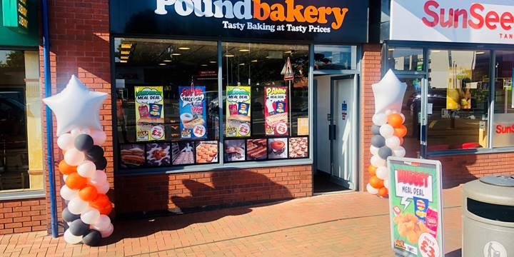 Poundbakery comes to Harpurhey